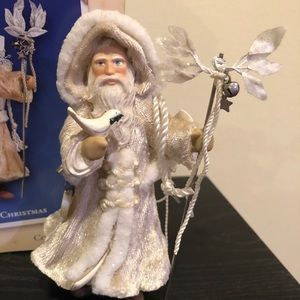 Hallmark Father Christmas Ornament 1st in Series